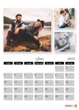 baby photo calendars